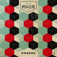 """Cover pour l'album instrumental """"Open Close"""" de J.Kid.Téléchargement libre sur jay-fly.com"""