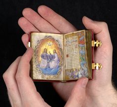 From now till September 14, visit The Morgan Library & Museum in New York to see magnificent, miniature works of art. In Europe, back in the 16th-centu