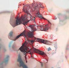 Love bleeds red