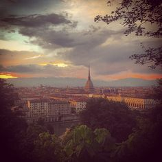 This is our town, this is TURIN - #Turin #Piedmont #Italy #Ottosunove http://ow.ly/i/6g5EJ