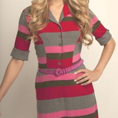 Lizzie Driver's new Charleston Golf Dress is adorable!
