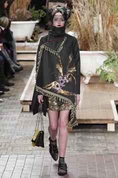 Antonio Marras Fall 2016 Ready-to-Wear Fashion Show