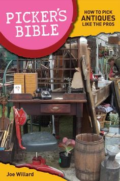 Review – The Picker's Bible. On places to collect and how to find the book stuff. Not really aimed at book collectors, but has a short section on picking books. Read the review for details!