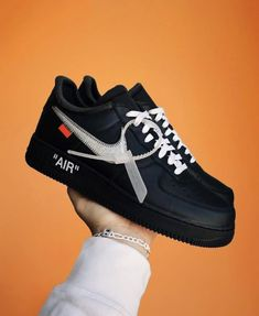 Nike x Off-White Air Force 1 MoMa Sneakers Fashion c10178ae1