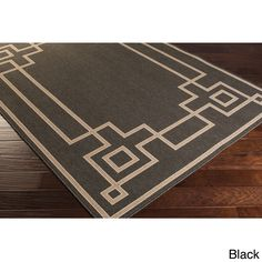 Meticulously Woven Odette Contemporary Geometric Indoor/Outdoor Area Rug (3'6 x 5'6)   Overstock™ Shopping - Great Deals on 3x5 - 4x6 Rugs