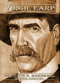 Virgil Earp (Sam Elliott)