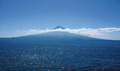 Ilha do Pico, Acores, Portugal! This is the island my family is from. My dad too. That's my cuz who posted this.