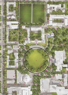 Janet Rosenberg & Studio + architectsAlliance + ERA Architects | Landscape of Landmark QualityLandscape of Landmark Quality