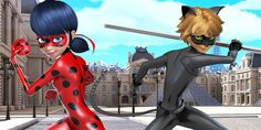 Are you more like Marinette or Adrien? Ladybug or Cat Noir? Take our Ladybug and Cat Noir quiz to find out!