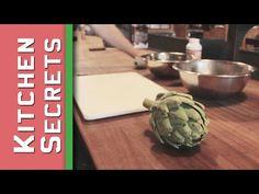 Kitchen Secrets Video: Artichoke Preperation | By preparing your artichoke this way you are basically guaranteed a delicious bite!