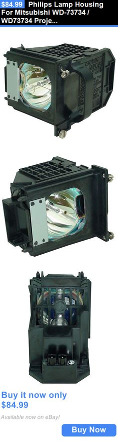 tv lamps philips lamp housing for mitsubishi wd73734 wd73734