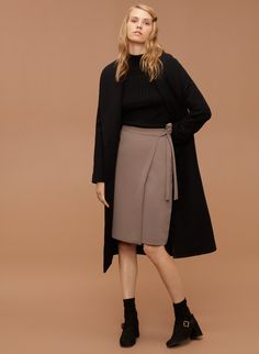 Wilfred BONNETON SKIRT | Aritzia
