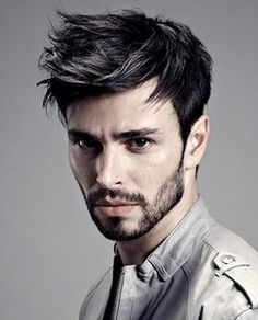 dark hair hairstyle ideas for men