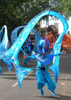 Carnival Arts - Walkabout Carnival Costumes | www.contrabandevents.com