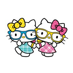 Sanrio Hello Kitty And MimmyTap The Link To Check Out Great Cat