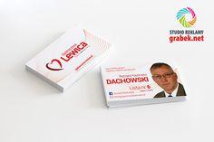 Wizytówki dla Ryszarda Dachowskiego - kandydata na Posła RP