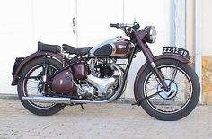 I Friggin Luv This Bike. 1948 BSA A7 500cc #BSA #Bikes # ...