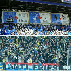 SC Heereveen - SC Cambuur (De friese derby)