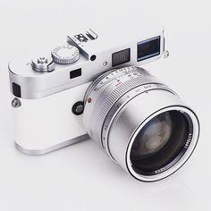 LEICA M9-P WHITE #leicaism #LeicaCamera #leica #leicahobby