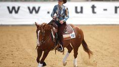 Gina Maria Schumacher ist erfolgreiche Westernreiterin