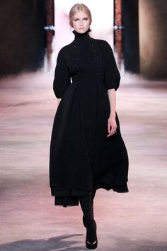 Ulyana Sergeenko Paris Fashion Week Spring 2014  #afxfashion #fashion week #Ulyana Sergeenko