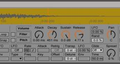Ableton. Very fluid and responsive website, quick load time too, despite the images on the site.