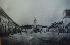 Masarykovo náměstí, konec 19. století