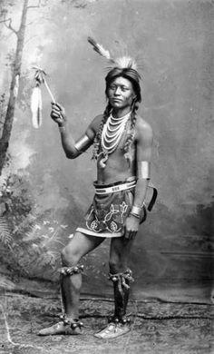 Peran - Shoshone- 1884