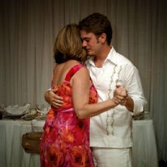 Mother and Son Wedding Dance: \