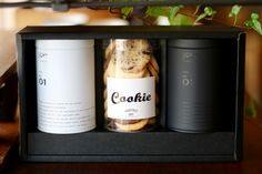 ダージリン+蒼月+クッキー ギフトボックス - コノハト茶葉店