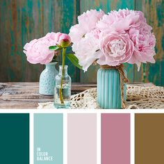 """""""пыльный"""" розовый, бирюзово-голубой, бирюзовые оттенки, бирюзовый, мятный, нежные оттенки розового, оттенки бирюзового цвета, оттенки мятного цвета, оттенки розового, пастельный розовый, подбор цвета, цвет розовых пионов, цвета пионов."""