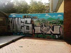 #graffiti #street #streetphotography #urban #urbanphotography #artecallejero #barcelona #bcn #followforfollow