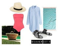 """""""summer 2015"""" by thesmokyobsession on Polyvore"""