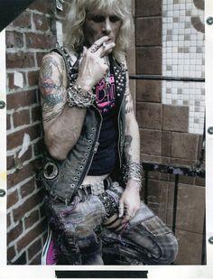 Jimmy Webb of Trash and Vaudeville is punk rock's unofficial shopkeeper. Punk Rock Fashion, Big Fashion, Fashion Boots, Tomboy Outfits, Emo Outfits, Emo Dresses, Party Dresses, Fashion Dresses, Trash And Vaudeville
