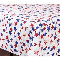 50 Feet Stars Plastic Banquet Table Roll/Case of 2 Tags: Stars; Banquet Roll; Patriotic Party Decor; patriots day party ideas;independence day party ideas;independence day party Banquet Roll;patriots day party Banquet Roll;patriotic party decorations; https://www.ktsupply.com/products/32786326416/50-Feet-Stars-Plastic-Banquet-Table-RollCase-of-2.html