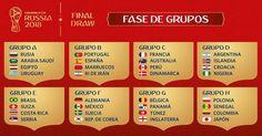 El grupo no es fácil pero tan poco imposible vamos #Peru  la ilusión está intacta solo es #Rusia2018