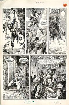 BUSCEMA-ALCALA-original-SSOC-16-pg-16-artwork-Savage-Sword-of-Conan