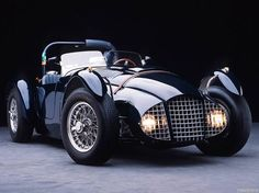 1951 Fitch-Whitmore Le Mans #luxury sports cars #sport cars| awesomesportcarsc...