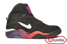 Nike Air Force 180 Mid  Phoenix Suns  (537330-017)