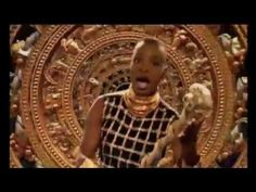 """Angelique Kidjo's famous African hit: """"Agolo"""" the video is directed by Michel Meyer, © UNIVERSAL MUSIC, ℗ WARNER CHAPPELL"""