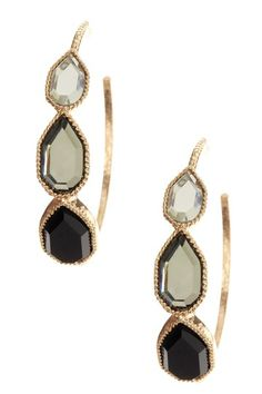 JLo Hoop Earrings by Non Specific on @HauteLook