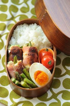 Japanese lunch box -bento- お弁当