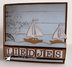 Joy!crafts made by Geertje Boxes, Joy, Create, Gifts, Home Decor, Crates, Presents, Decoration Home, Room Decor