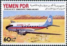 Ras Al Khaimah, Sharjah, Douglas Dc3, Abou Dabi, Dubai, Coffee Origin, Aviation World, Postage Stamp Collection, Stamp Collecting