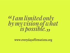 5.31.2014 Daily Affirmations ❤Debbie