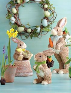 Hop into our Egg-Citing Easter collection and check out our Easter Decor from Cost Plus World Market. >> #WorldMarket #Easter #EasterStyleHuntSweeps Ad