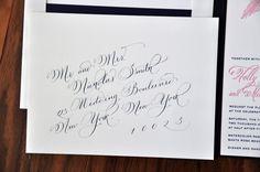 New York Calligrapher | The Left Handed Calligrapher