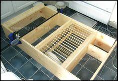 Plate rack tutorial