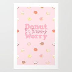 Donut Worry.
