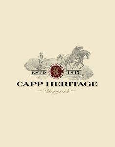 CF Napa Brand Design - Capp Heritage Vineyards - CF Napa